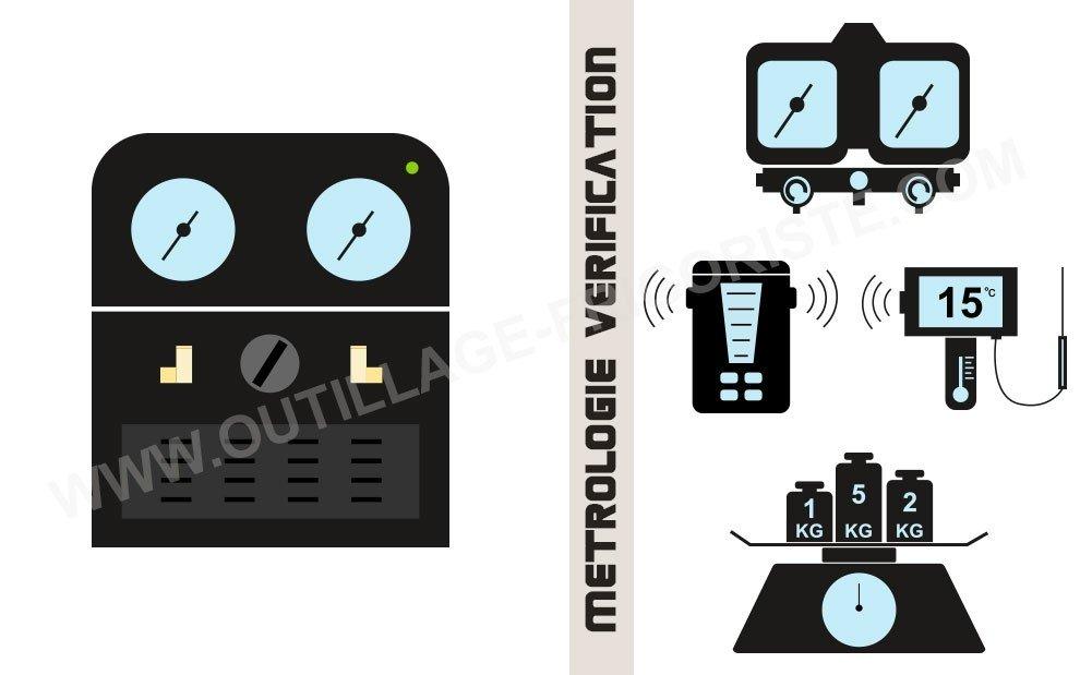 Vérification Pack 5 outils