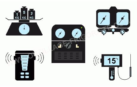 Vérification au choix 5 outils obligatoires