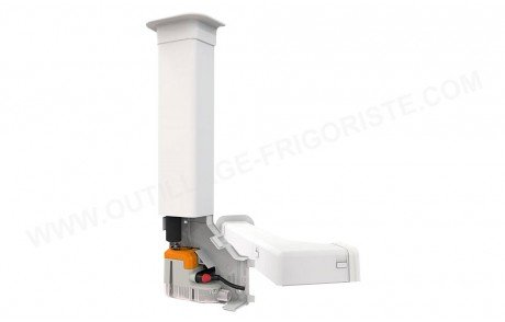 Mini Pompe relevage condensat  SAUERMANN Delta Pack 80X60 230V CE BLANC / IVOIRE Présentation