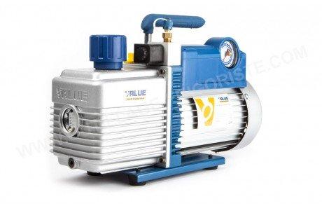 Pompe à vide Value Série Vi 225 240 260 280 R32 Vacuomètre intégré Présentation