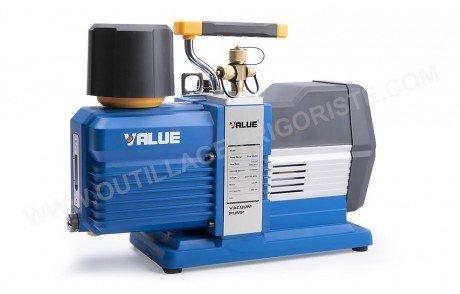 Pompe à vide VALUE VRP 15D 420 L/MIN Présentation